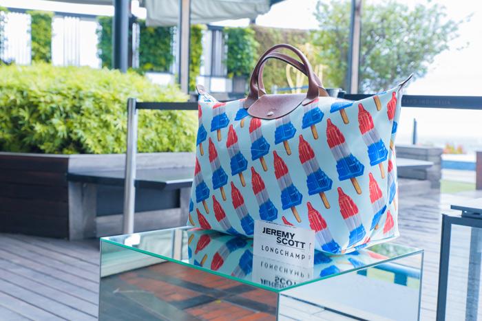 Longchamp Tampilkan Koleksi Spring Summer 2017