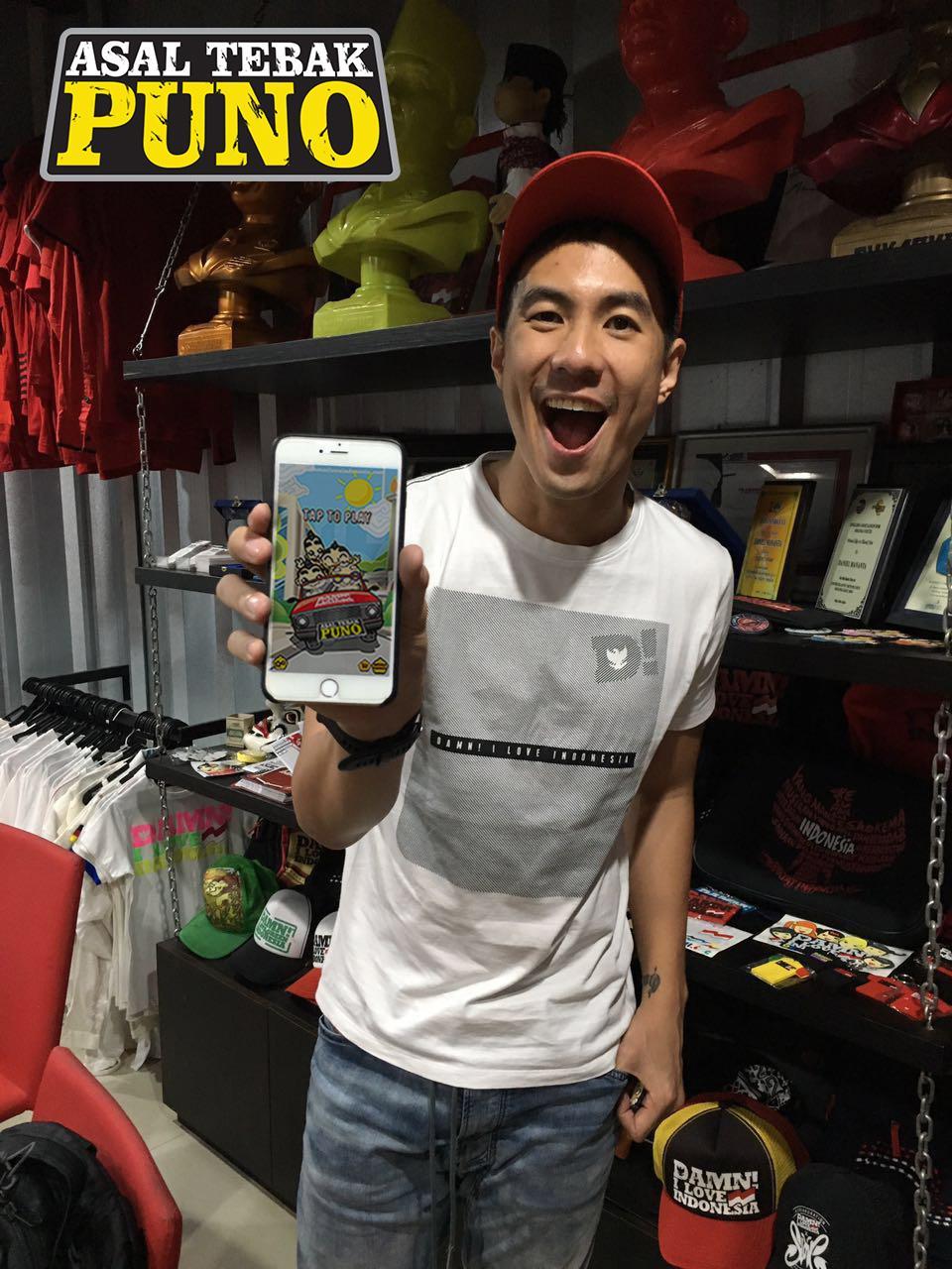 VJ Daniel Hidupkan Budaya Lokal Melalui Game Mobile