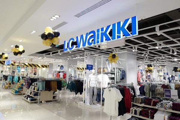 LC Waikiki Resmi Membuka Gerainya di Jakarta