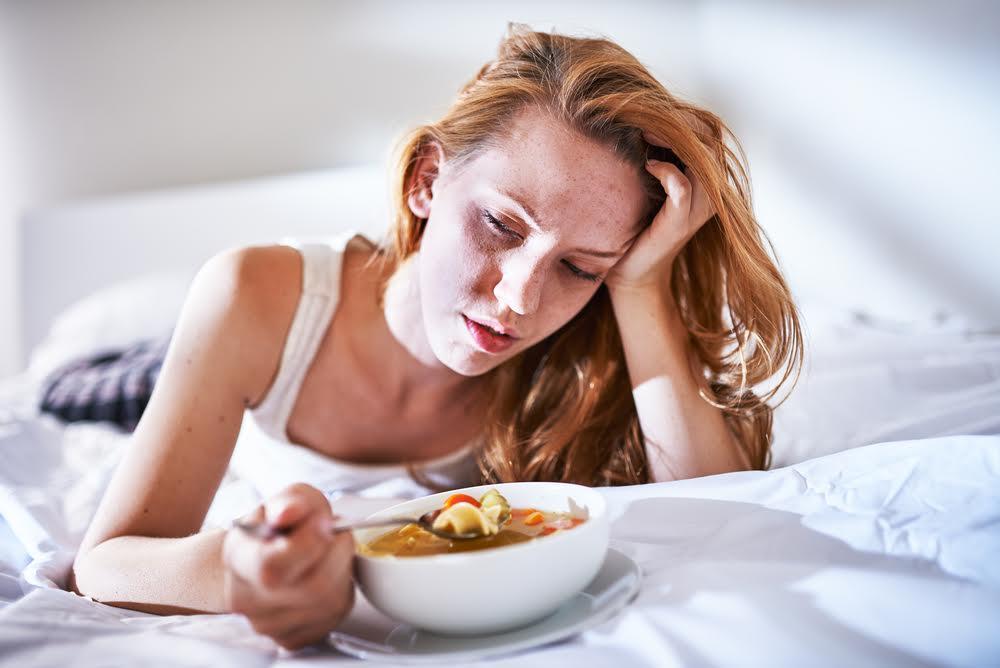 5 Cara Alami Hilangkan Sakit Flu
