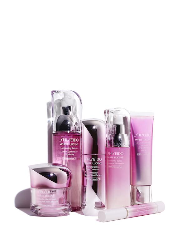 Shiseido Perbesar Koleksi White Lucent