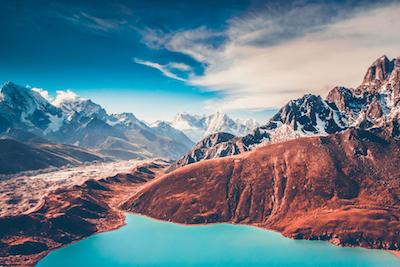 5 Pesona Pegunungan Himalaya