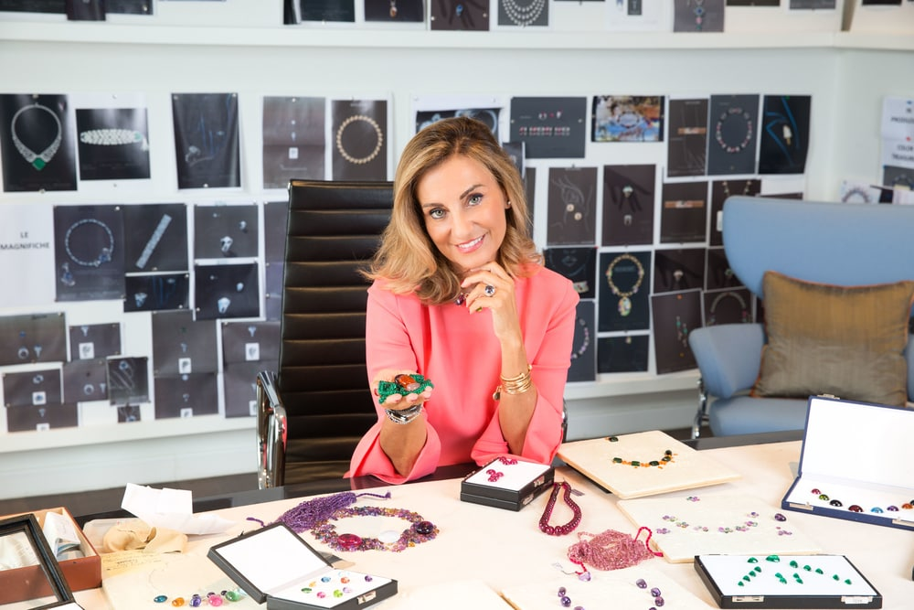 A Chat with Lucia Silvestri, Creative Director Bvlgari