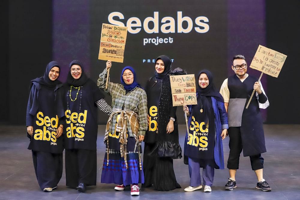 Aksi Anti Plagiarisme 6 Desainer lewat 'Sedabs Project'
