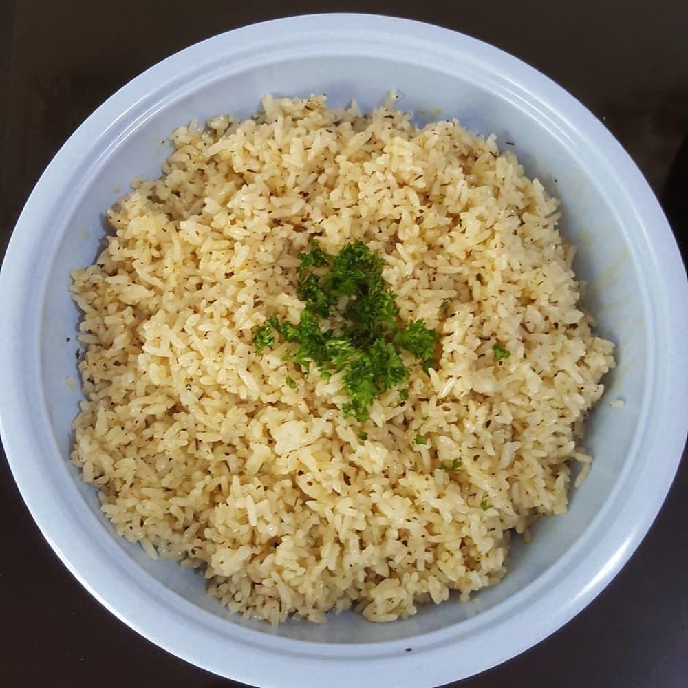 Cara Membuat Nasi Mentega