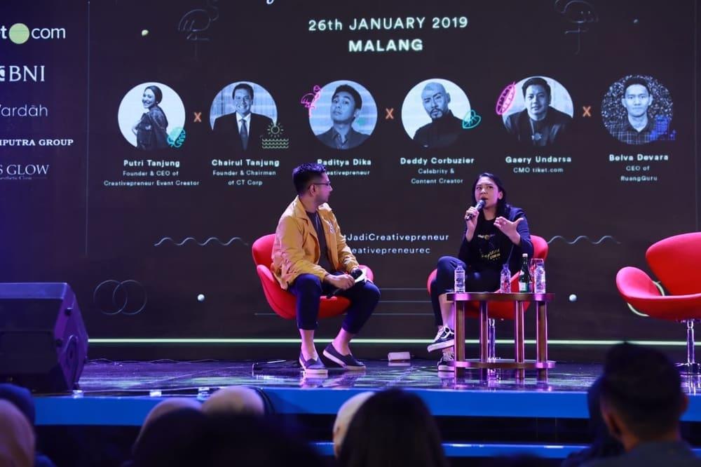 Creativepreneur Corner 2019 Sukses Lagi di Malang