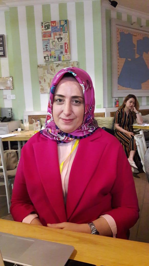 Desainer Turki Rasit Bagzibagli Pamer Karya di JMFW