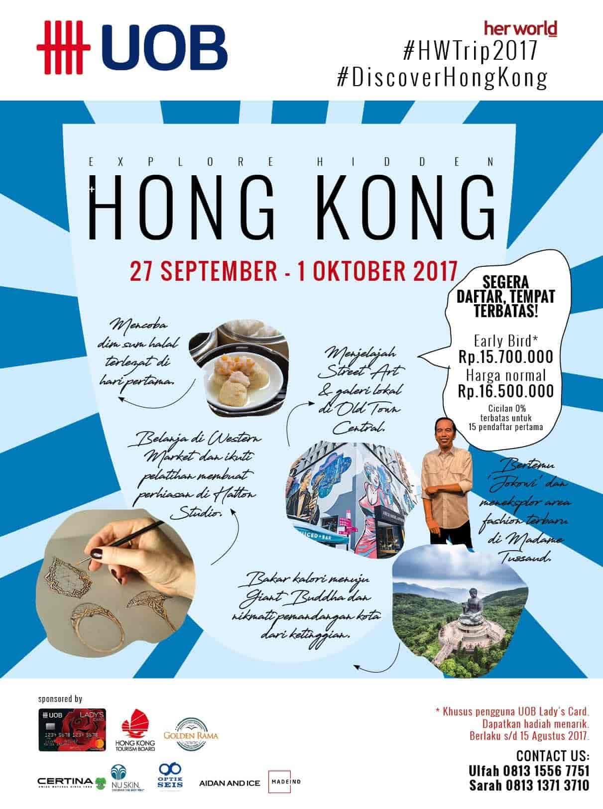 Discover Hidden Hong Kong!