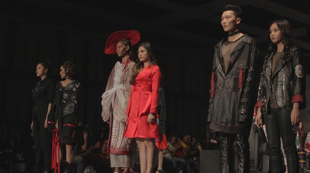 Esmod Jakarta Adakan Fashion & Art Vibes #01
