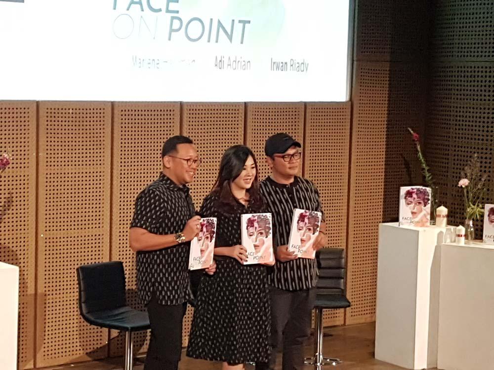 Face On Point: Kolaborasi Tiga Generasi Makeup Artist