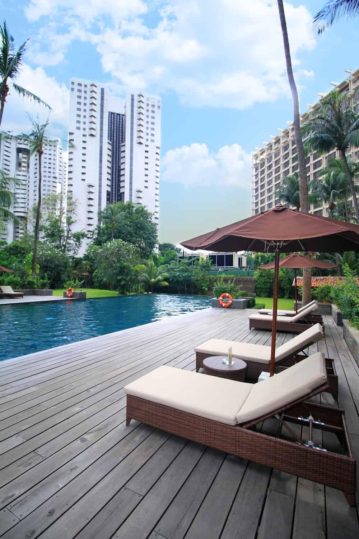 'Funtastic Weekend' ala The Sultan Hotel & Waterbom PIK