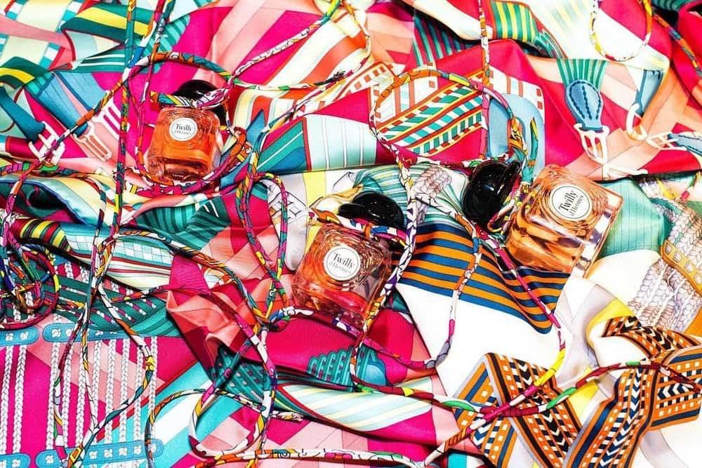 Hermès Luncurkan Wewangian Twilly d'Hermès