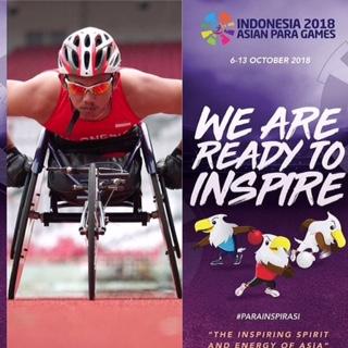 Highlight Upacara Pembukaan Asian Para Games 2018