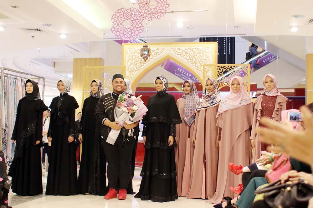 Hijab Mandjha by Ivan Gunawan Akhirnya Tiba Di Jakarta
