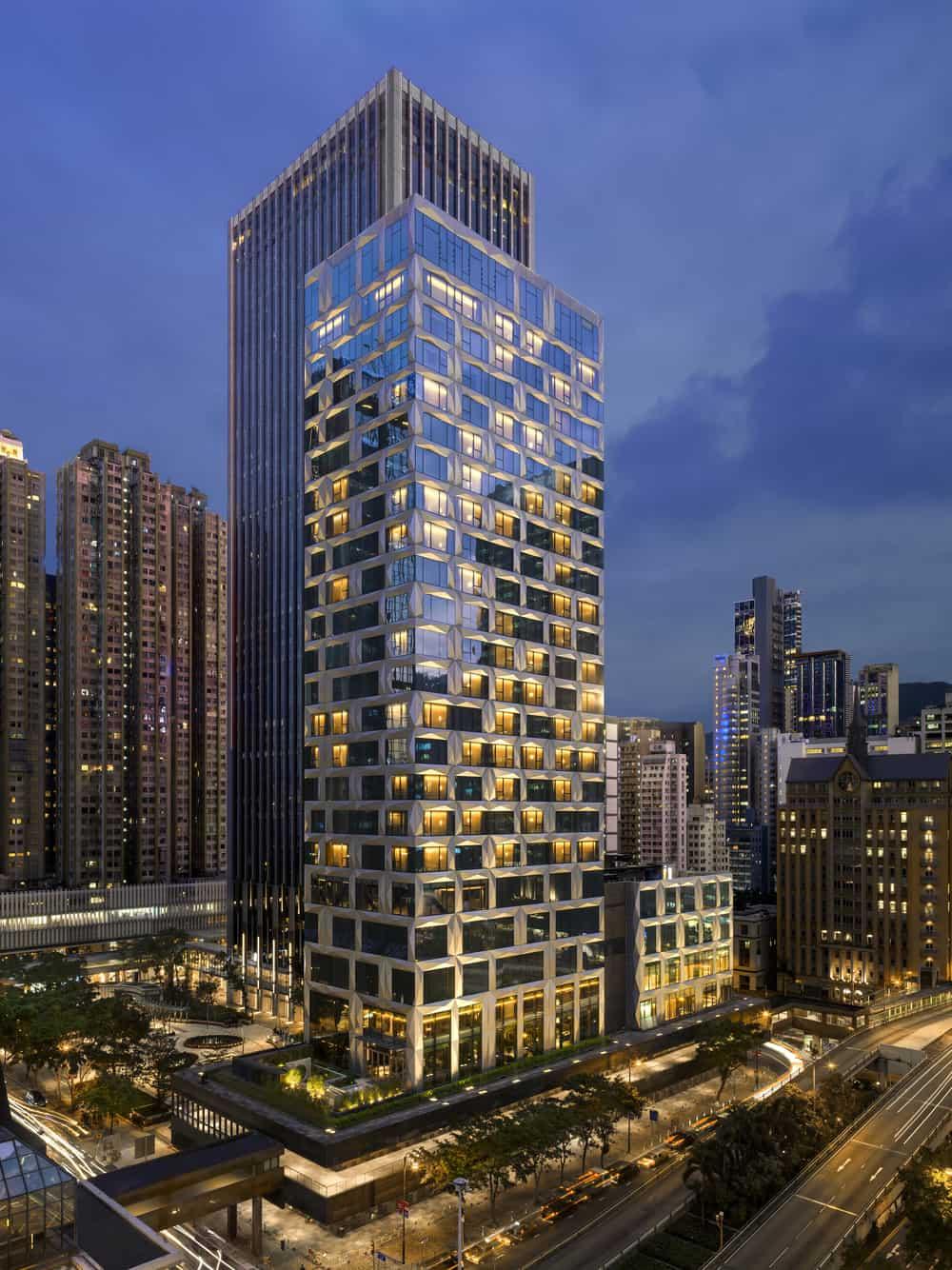 Hotel St. Regis Hong Kong Buka April 2019