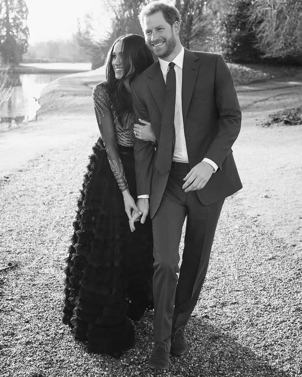 Ini Dia 10 Bridesmaids & Page Boys Royal Wedding 2018