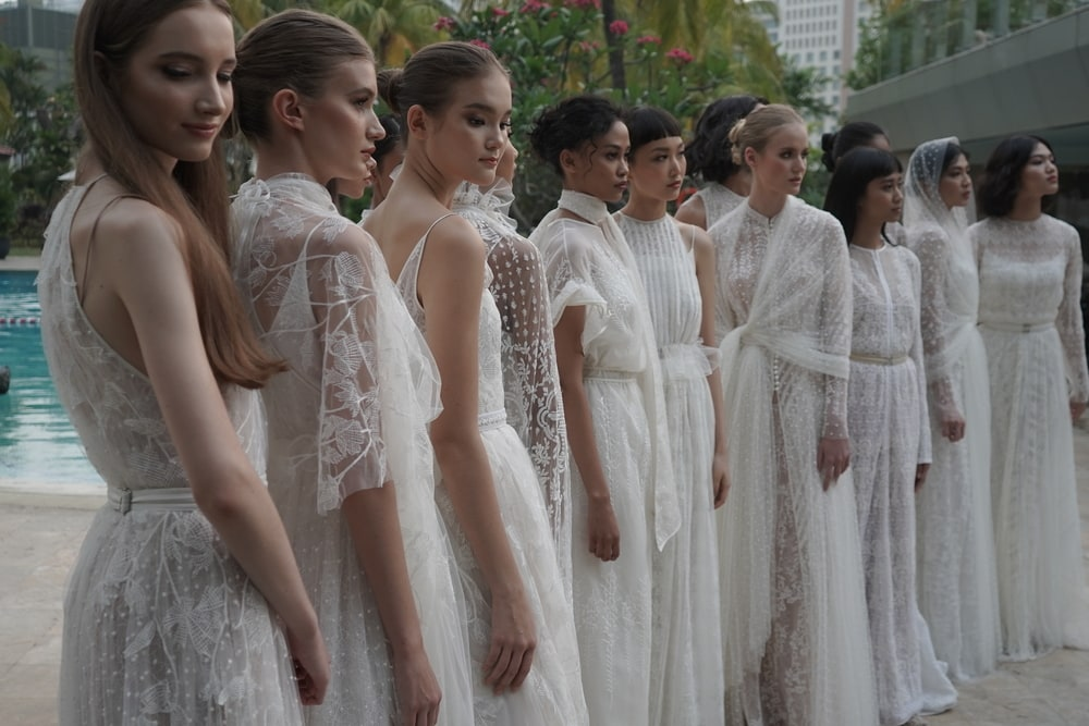 Inspirasi Gaun Pengantin dari Grand Hyatt Wedding Fair