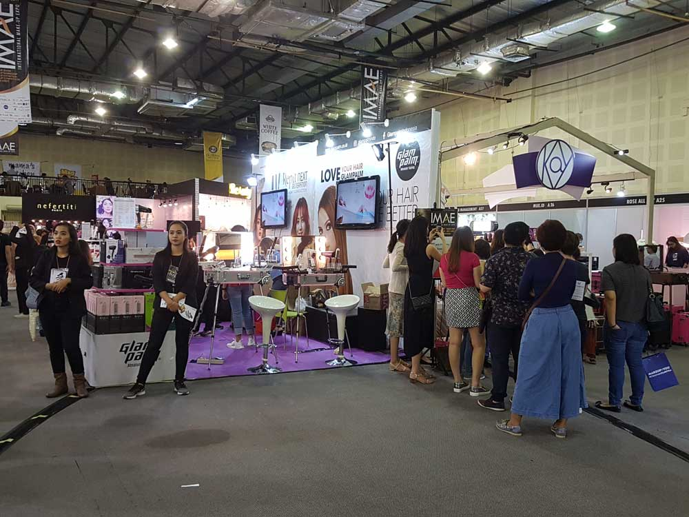 International Makeup Expo Datang Lagi