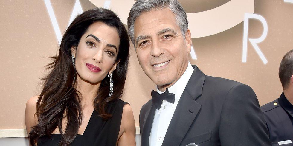 Kecelakaan di Italia, George Clooney Alami Luka Ringan