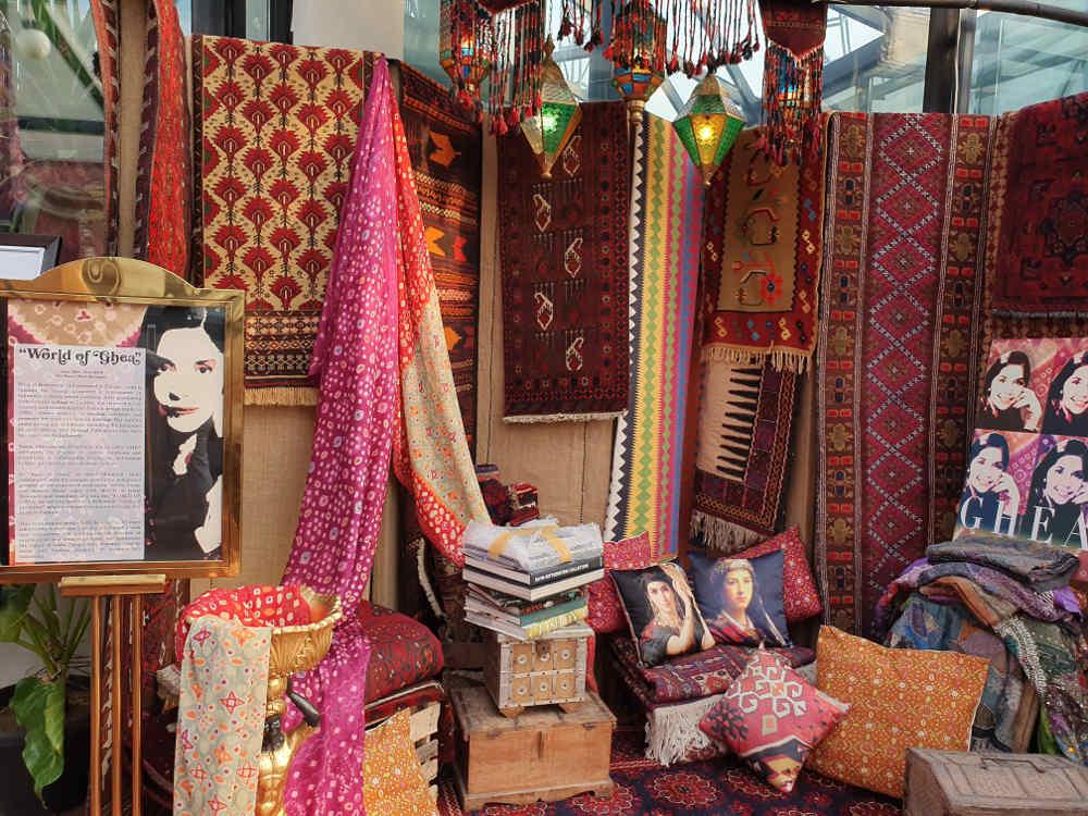 Keseruan Bersama Ghea Fashion Studio di 'Raya in Ghea'
