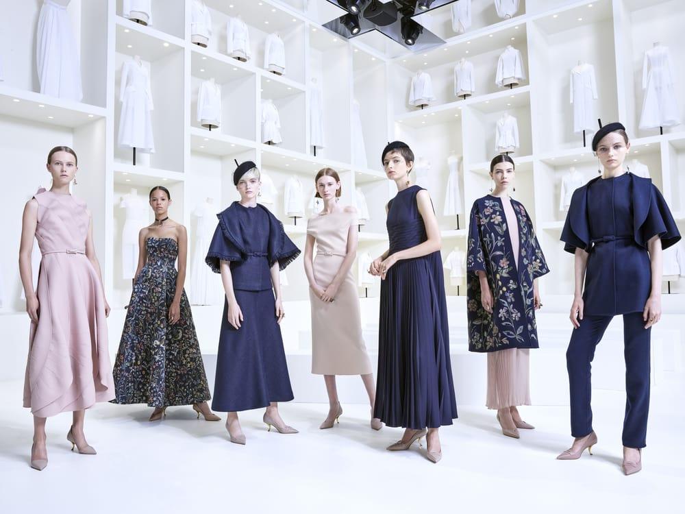 Koleksi Elegan Haute Couture Fall Winter 18/19 Dior