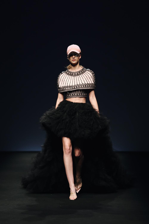 Koleksi Starbie Monica Ivena Di Star Fashion Week