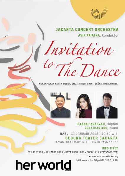 Konser Invitation to The Dance