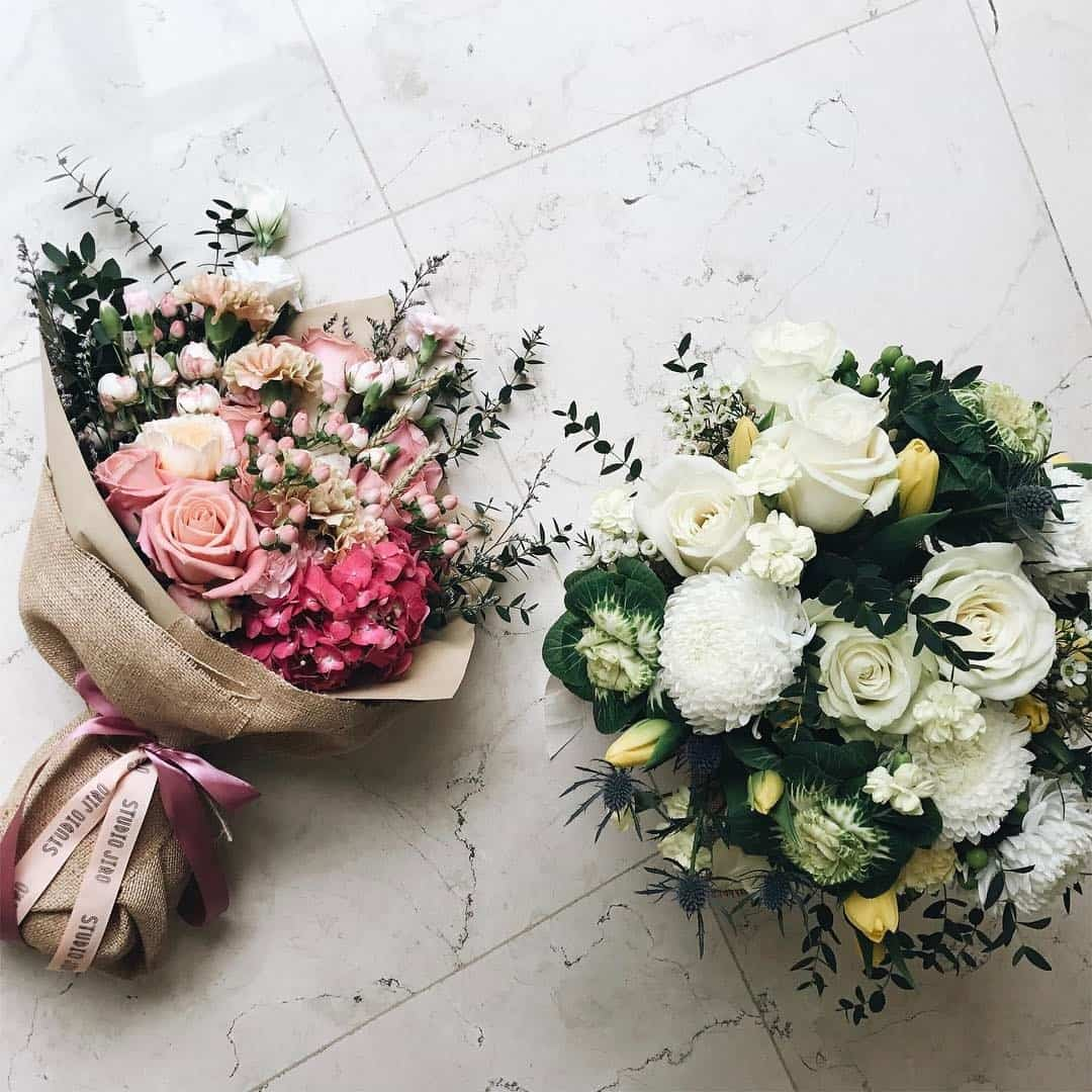 Kreasi Hand Bouquet Unik Khas Studio Jiro