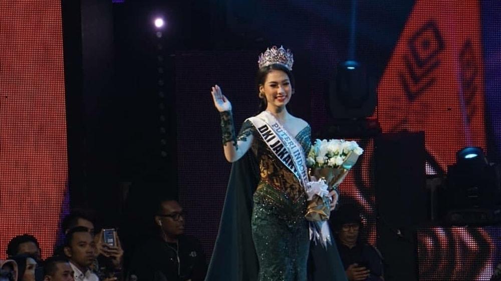 Mengenal Frederika Alexis Cull, Puteri Indonesia 2019