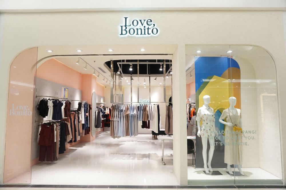 Mengintip Gerai Love, Bonito di Aeon Mall BSD