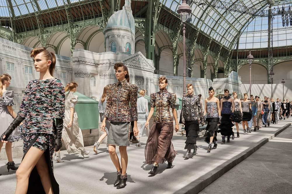 Mengintip Peragaan Koleksi Couture Chanel Terbaru