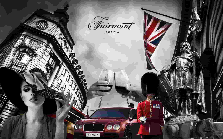 Menikmati Kemewahan London di Jakarta