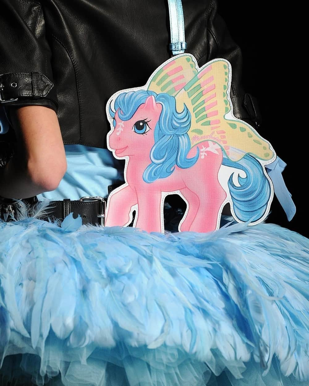 Moschino Luncurkan Koleksi Kapsul My Little Pony