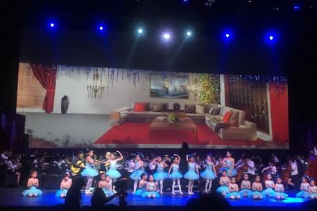 Musikal untuk Penggalanan Dana Anak Indonesia