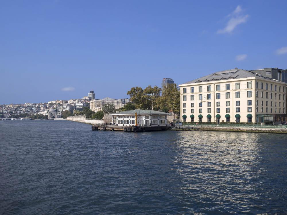 Pemandangan Eksotis Istanbul dari Shangri-La Bosphorus