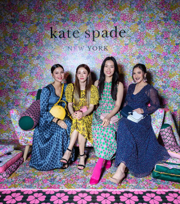 Pop Up Booth Spring Summer 2019 Kate Spade di Singapura