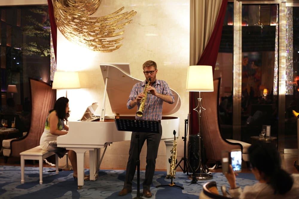 Raffles Jakarta Selenggarakan Classical Music Soirée