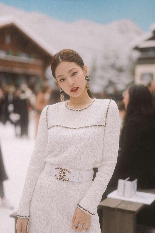 Spotted: Jennie 'Blackpink' Mengenakan Chanel