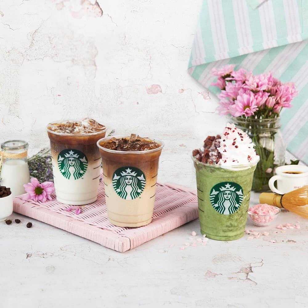 Starbucks Luncurkan Kampanye Musim Semi: 'Art in a Cup'