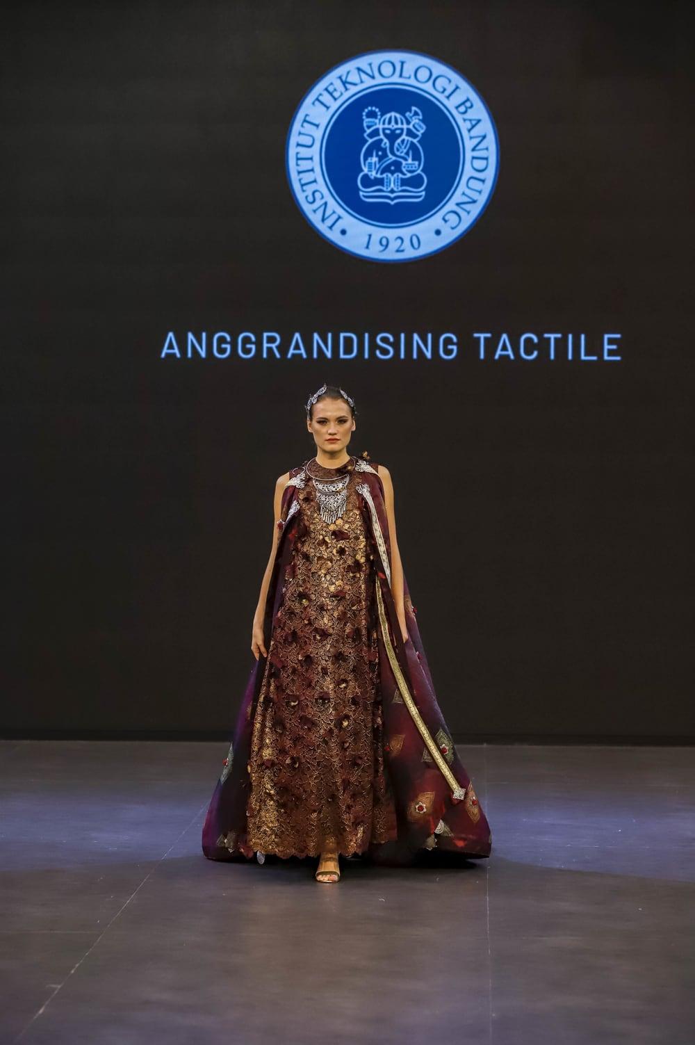 Suguhan Siswa Sekolah Mode di 23 Fashion District 2018
