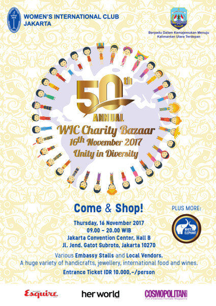 The 50th Annual WIC Charity  Bazaar
