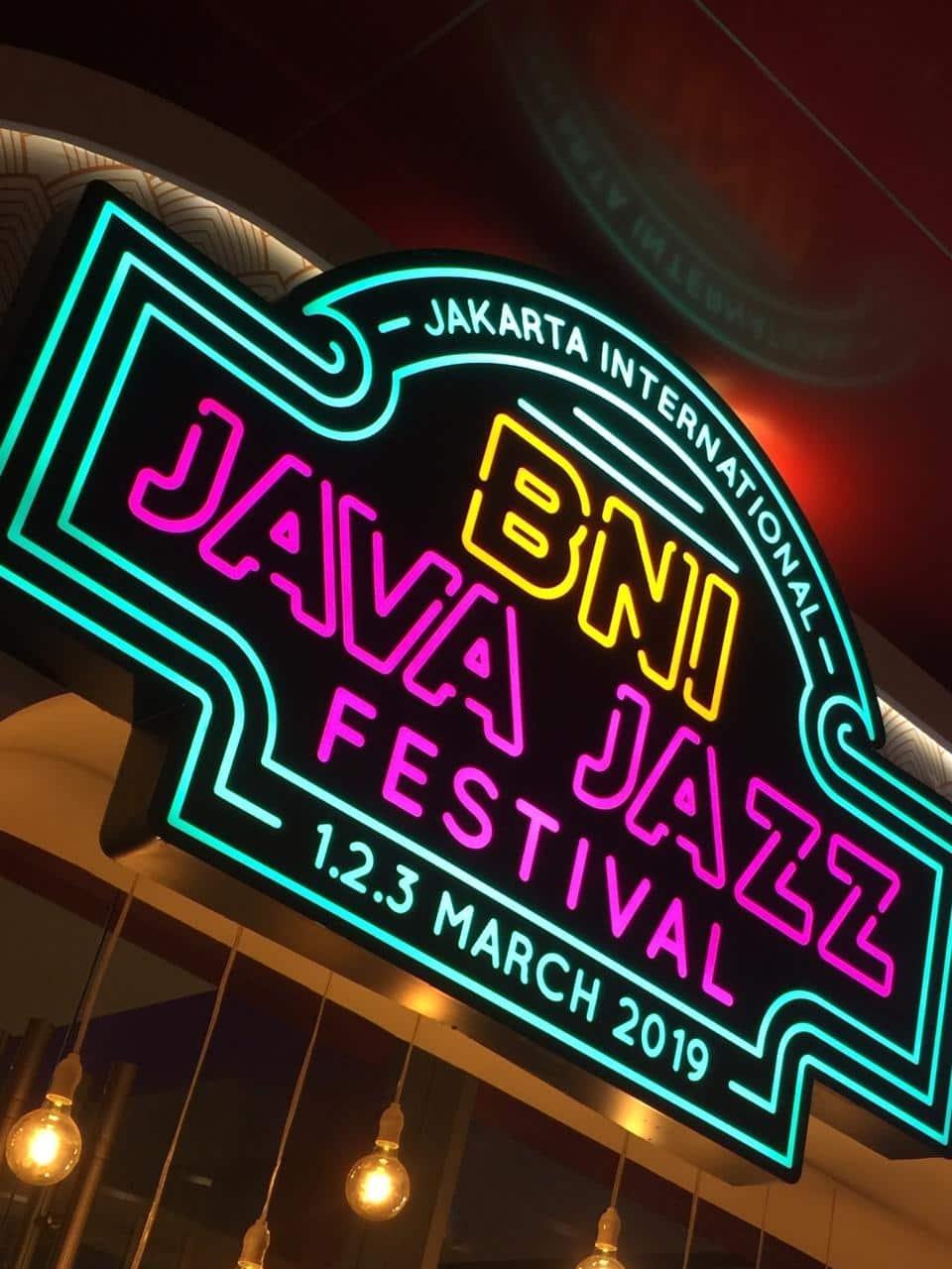 Tiga Hari Penuh Irama di Java Jazz Festival 2019