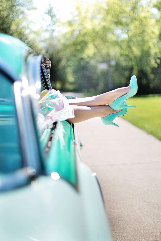 Tips Mengatasi Nyeri Setelah Memakai Sepatu Hak Tinggi