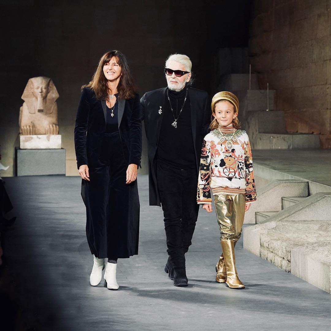 Virginie Viard Ditunjuk Jadi Direktur Artistik Chanel