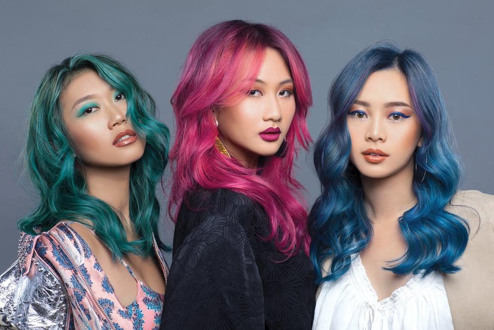 Warna Rambut Tanpa Batas Dari Shiseido Professional