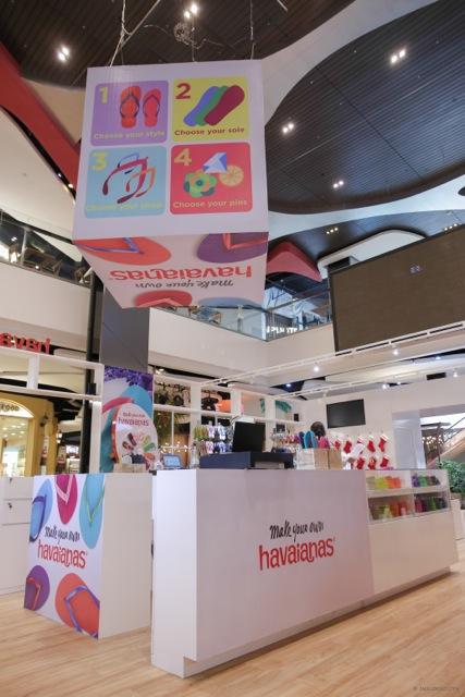 Pop-Up Shop Havaianas Hadir di Plaza Indonesia