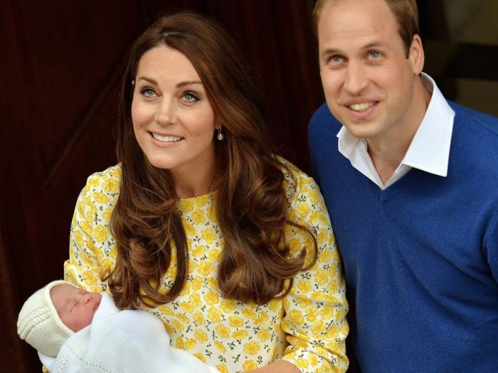Arti Di Balik Nama Bayi Perempuan Pangeran William & Kate Middleton