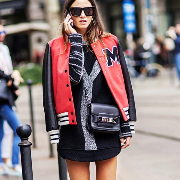 Tambahan Feminine Untuk Street Style Anda!