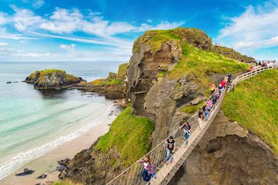 Tempat Wisata Alam di Irlandia Utara
