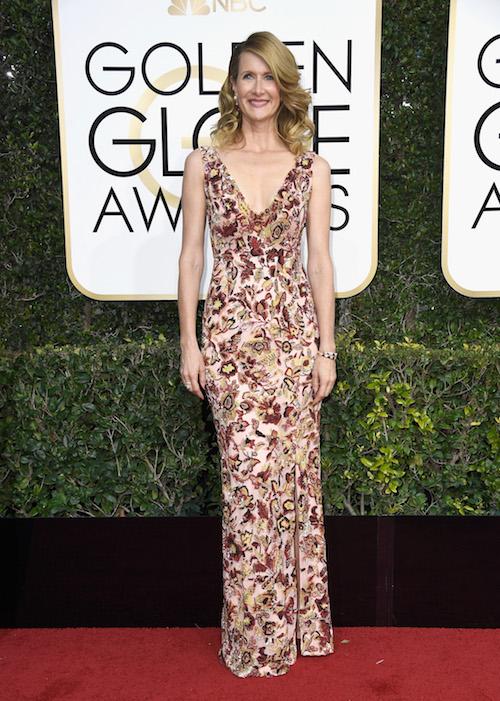 Burberry, Busana Pilihan Para Artis di Golden Globe